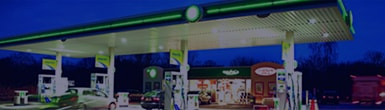 Navigate Power lighting and energy upgrades - Case study - Algonquin Gasoline